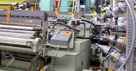 Airjet weaving machine